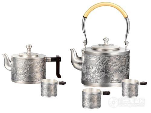 银品生活银器加盟