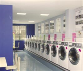 潔士奇洗衣設備加盟店