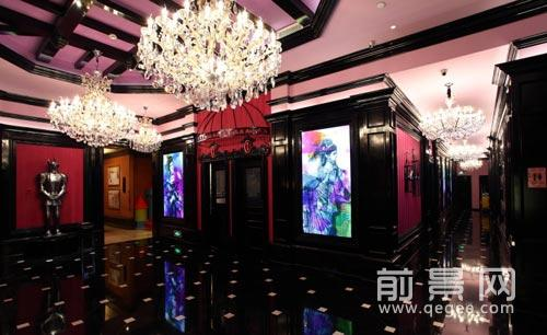 银乐迪KTV杭州音乐房子店