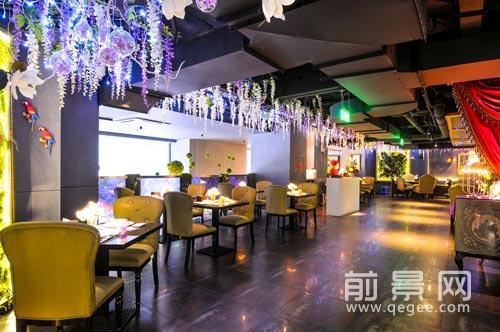 茶元舍主题餐厅