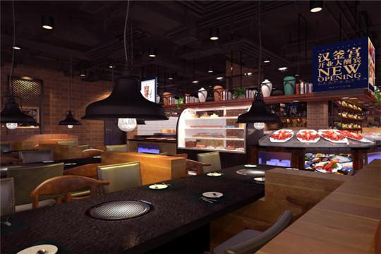 汉釜宫韩式烤肉加盟