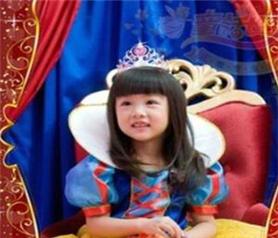 童話世界兒童攝影