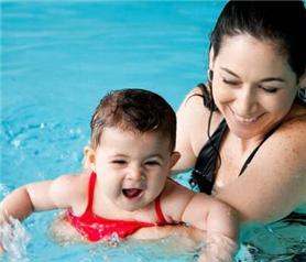 爱儿乐婴童SPA水育乐园加盟店