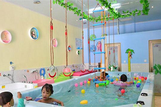 爱儿乐婴童SPA水育乐园加盟