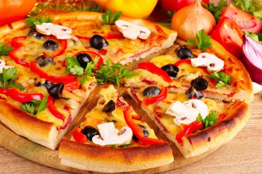 意尚客手握披萨
