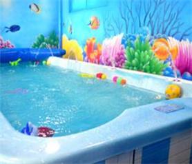 伊亲儿童游泳馆加盟店
