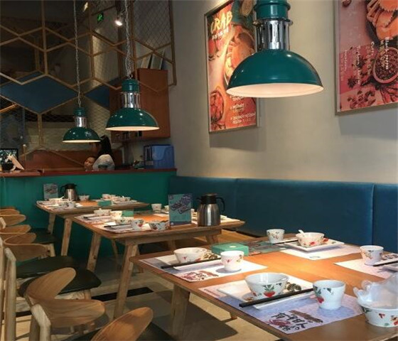 蟹密螃蟹主题餐厅加盟