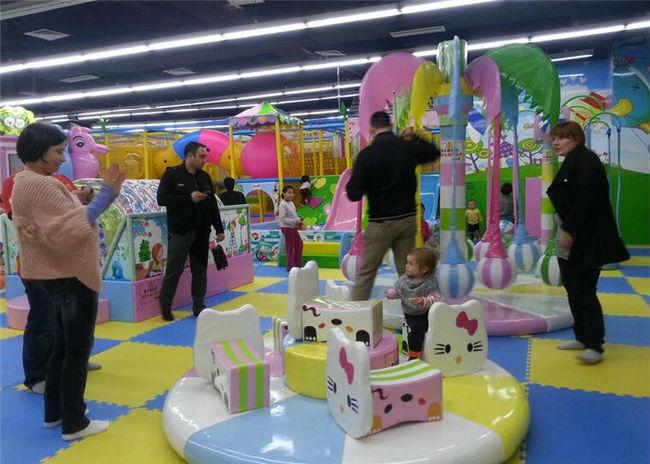 爱乐宝儿童乐园加盟