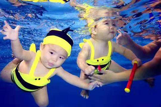 童漾水世界婴幼儿游泳馆加盟