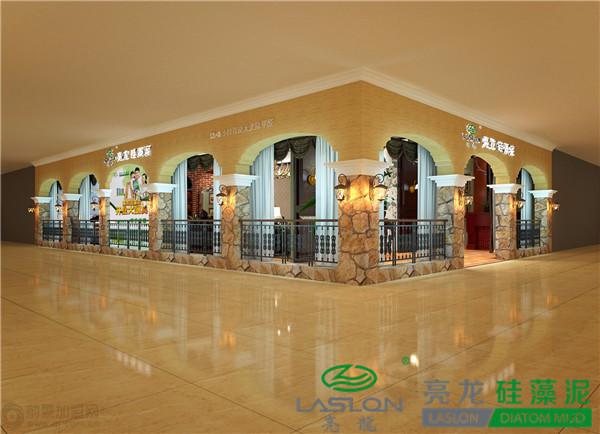 亮龙硅藻泥加盟(上海松江店)