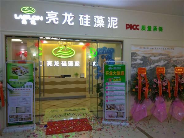 亮龍硅藻泥加盟(清遠店)