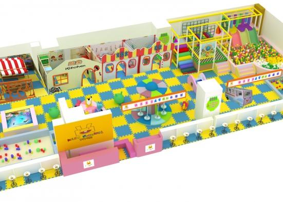 卡卡兔室内游乐园