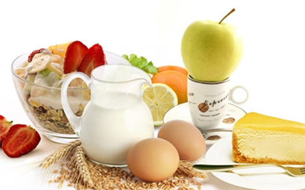 三杯水营养早餐