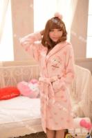 hellokitty睡袍