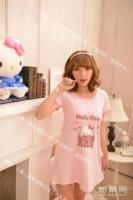 hellokitty粉色睡衣