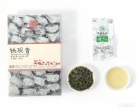醉品樸茶 安溪鐵觀音 2017春茶 烏龍茶 清香型 消酸 二級 素樸 NGY0456-250g