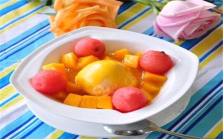 果燃掂港式甜品