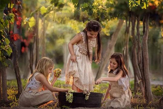 爱儿美儿童摄影加盟