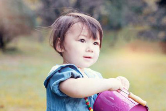 金田貝爾趣味兒童攝影