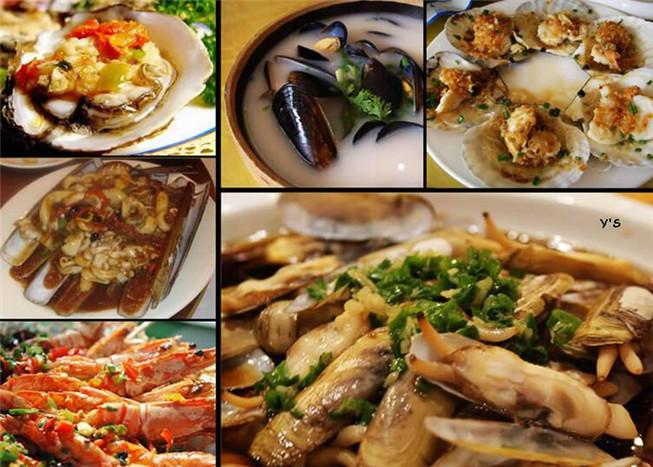 喜尔士船屋主题海鲜餐吧