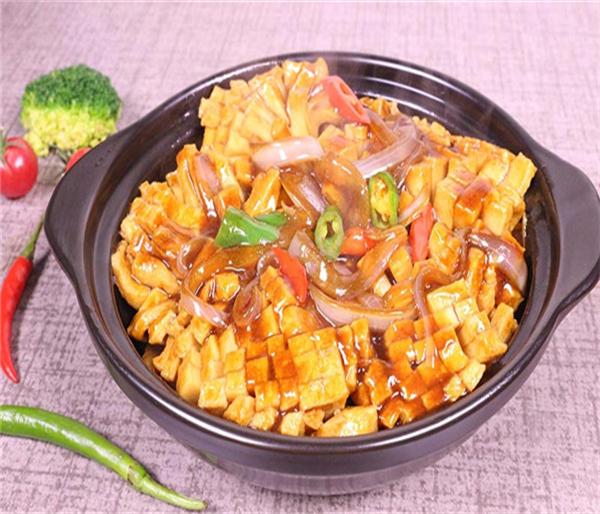 佰味源黄焖鸡米饭