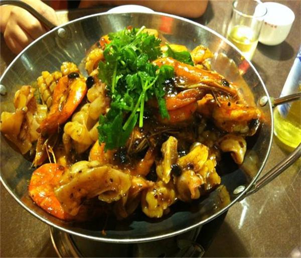 程記黃燜雞米飯