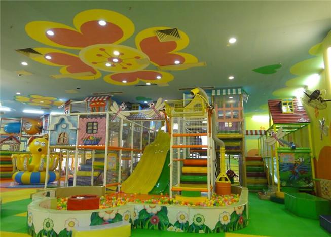 开心一乐儿童乐园