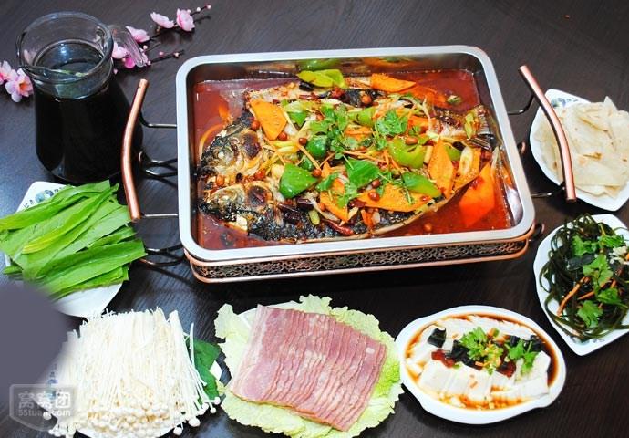 韩鱼客烤鱼加盟店
