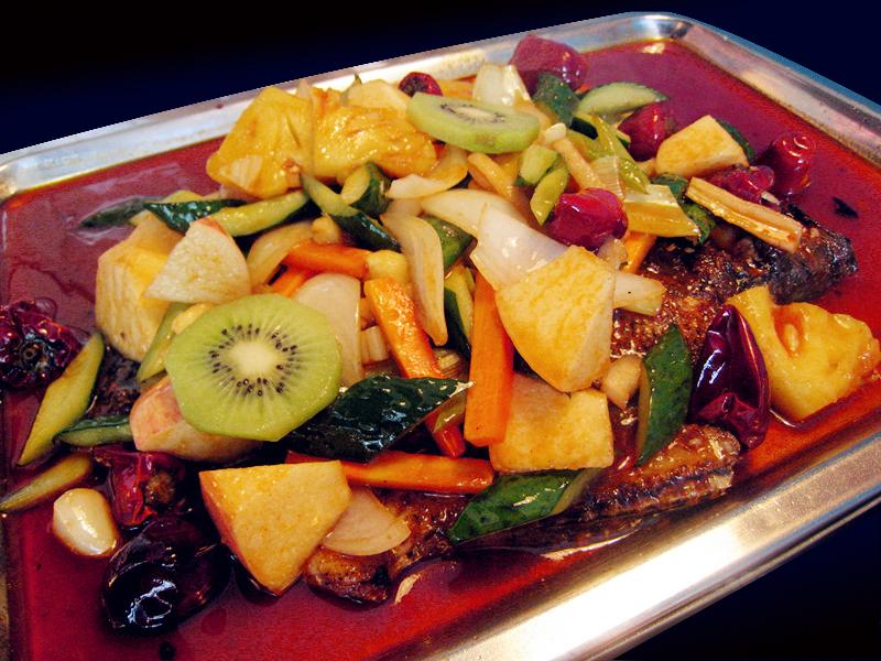 韓魚客烤魚加盟店