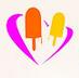 甜蜜冰棍浪漫主题屋