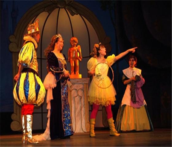 凯蒂卓玛儿童戏剧教育
