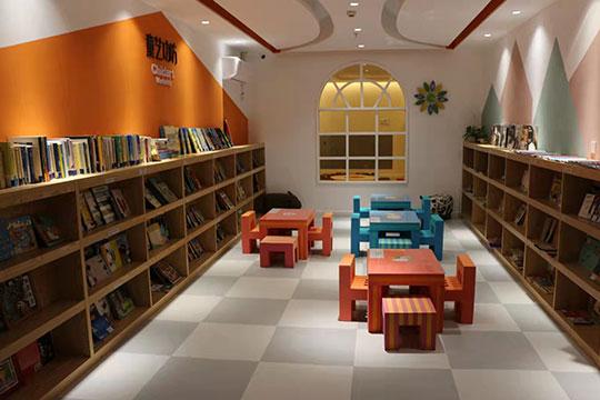 快乐书童阅读馆加盟