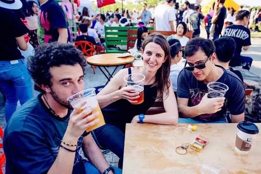 水猴子精酿啤酒加盟