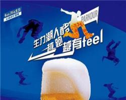 生力罐装啤酒