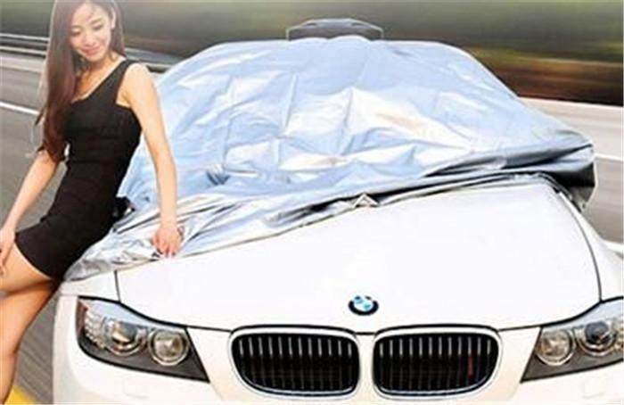 车衣酷太阳能车罩