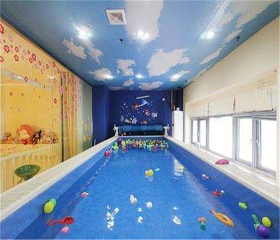 童话雨婴幼儿游泳馆
