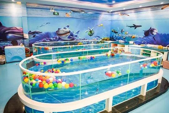海乐游婴儿游泳馆加盟