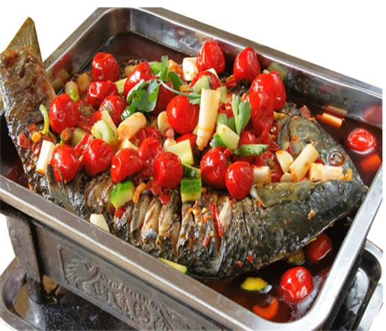 瑞余魚烤魚