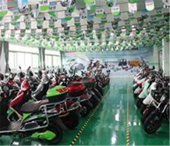 绿梵电动车加盟店