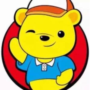 呗呗熊童装LOGO