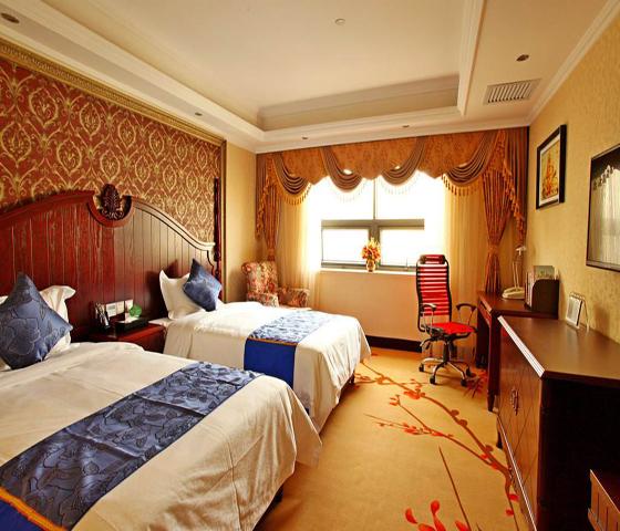 怡家丽景酒店加盟