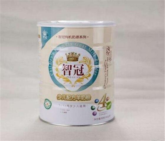 智冠羊奶粉