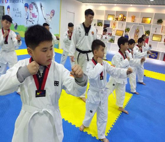 育仁国际跆拳道