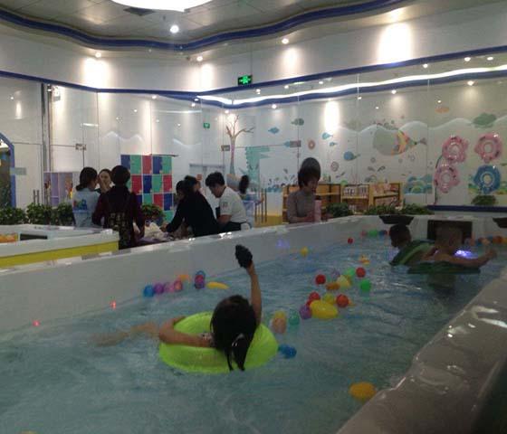 寶貝計劃嬰幼兒游泳館