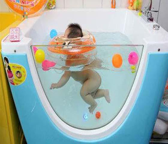 亲亲宝贝婴儿游泳馆加盟门店