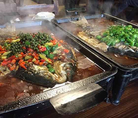 千味源烤鱼