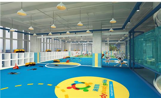 澳睿跑儿童体能运动馆加盟