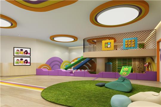 彩虹蜗牛国际早教中心加盟