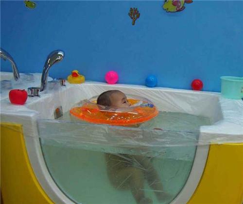 海娃娃婴儿游泳馆加盟