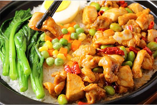 杨哥轰炸鸡饭加盟